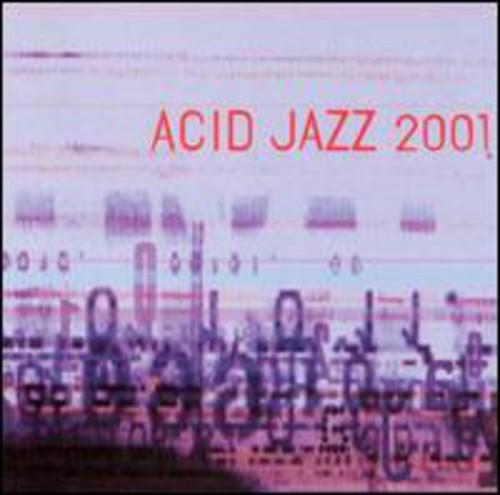 Acid Jazz 2001 [Import]