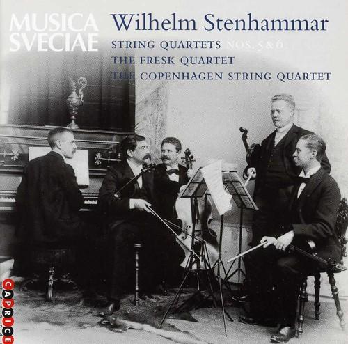 String Quartets 5 & 6