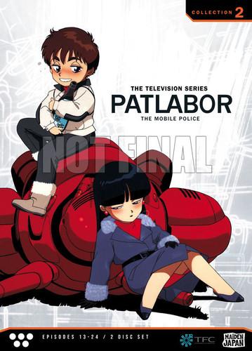 Patlabor TV: Collection 2