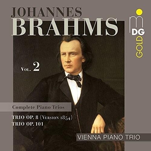 Brahms - Piano Trios 2