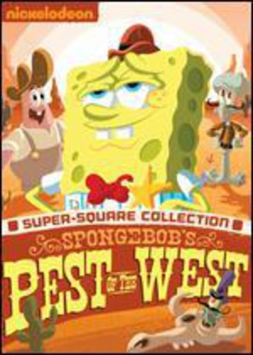 Spongebob Squarepants: Pest of the West