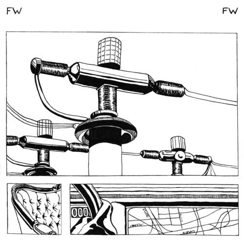 Forth Wanderers - Forth Wanderers [Cassette]