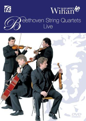 String Quartets: Live
