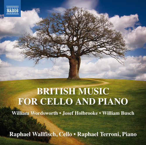 RAPHAEL WALLFISCH - British Music For Cello & Piano