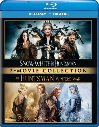 Snow White & the Huntsman /  The Huntsman: Winter's War: 2- Movie Collection