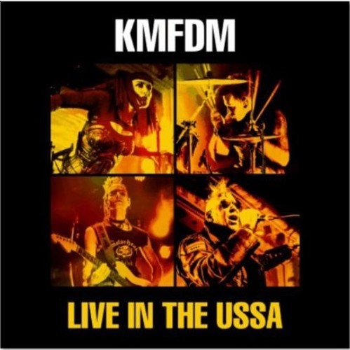 KMFDM - Live In The Ussa [Import]
