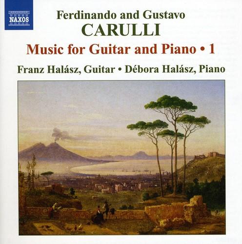 Franz Halasz - Music For Guitar & Piano 1