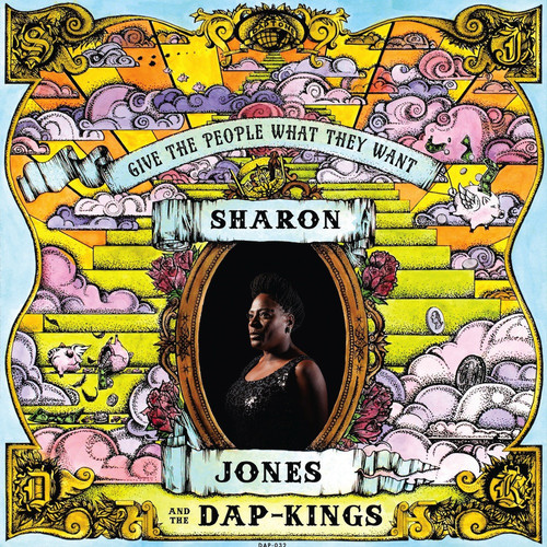 Sharon Jones & The Dap-Kings - Give The People What They Want [Vinyl]