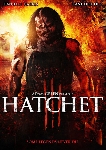 Hatchet 3: Rated Version