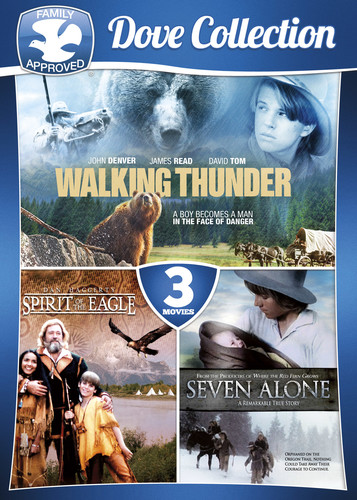 3-Movie Family Dove Collection: Volume 3