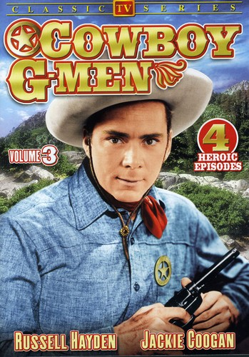 Cowboy G-Men: Volume 3