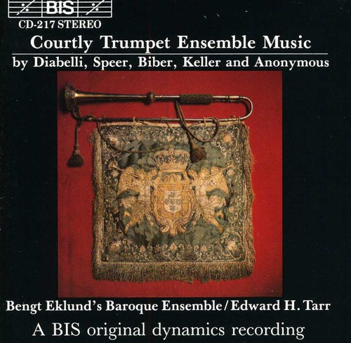 Courtly Trumpet Ensemble Music /  Various