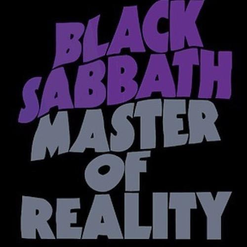 Black Sabbath - Master Of Reality (Uk)