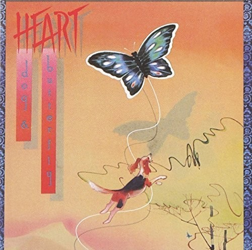 Heart - Dog & Butterfly (Hol)