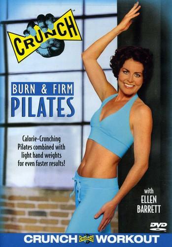 Crunch: Burn & Firm Pilates