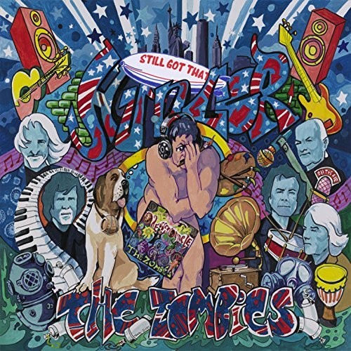 The Zombies - Still Got That Hunger [Import Limited Edition LP]