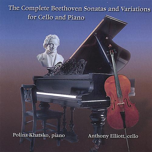 Complete Beethoven Sonatas & Variations