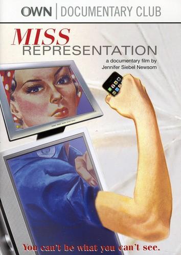 Cory Booker - Miss Representation / (Ws)