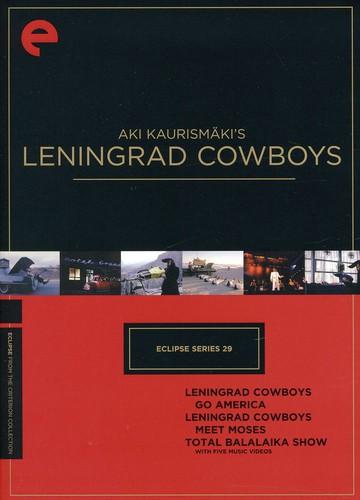 Aki Kaurismaki's Leningrad Cowboys (Criterion Collection - Criterion Collection - Eclipse Series 29)