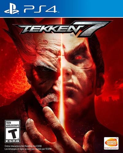 - Tekken 7 for PlayStation 4