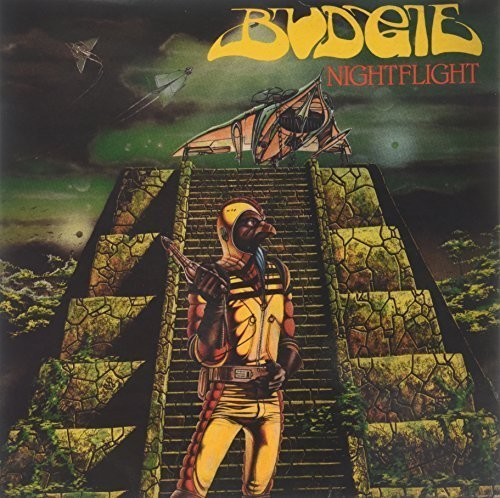 Budgie - Nightflight (Uk)