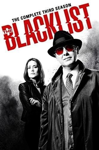 The Blacklist: The Complete Third Season