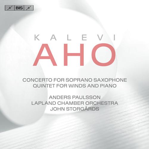 Concerto for Soprano Saxophone & Chamber Orchestra