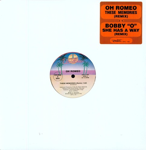 These Memories (remix) [Import]