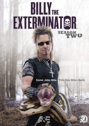 Billy the Exterminator: Season Two