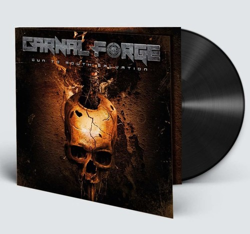 Carnal Forge - Gun To Mouth Salvation (Blk) (Gate) [Limited Edition]