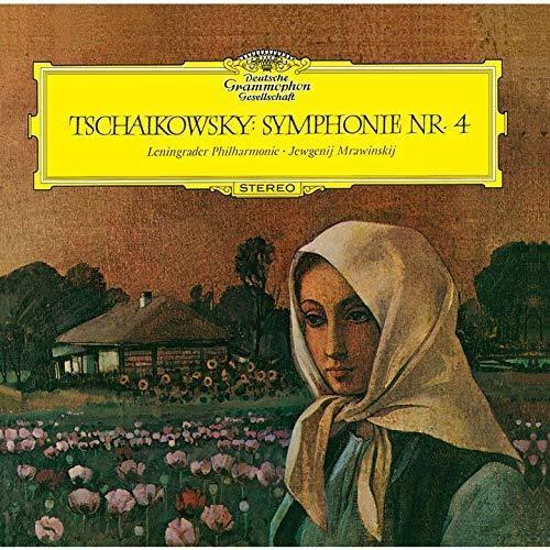 Tchaikovsky / Evgeny Mravinsky - Tchaikovsky: Symphony 4 [Limited Edition] (Dsd) (Shm) (Jpn)