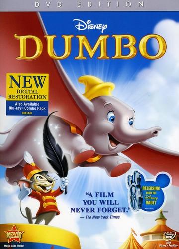 Dumbo [Movie] - Dumbo [70th Anniversary Edition]