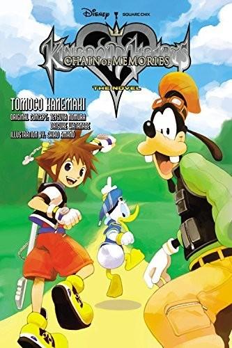- Kingdom Hearts: Chain of Memories The Novel (light novel)