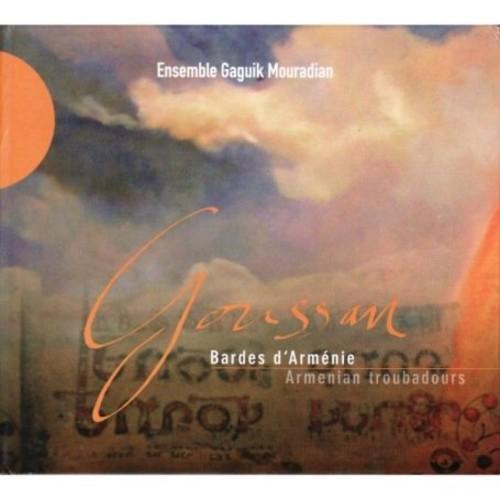Goussan: Armenian Troubadours
