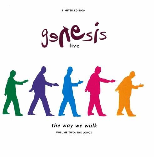 Genesis-Live-Vol. 2-The Way We Walk