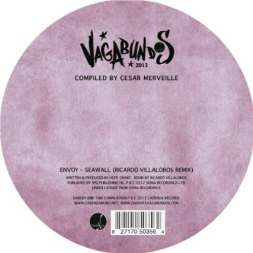 Vagabundos 2013 Part 2 Vinyl Sampler