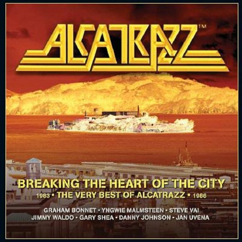 Alcatrazz - Breaking The Heart Of The City: Very Best Of (Uk)