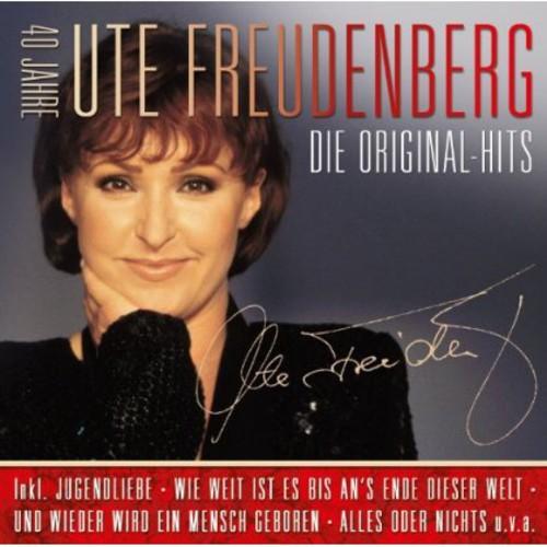 Die Original Hits: 40 Jahre Ute Freuden [Import]