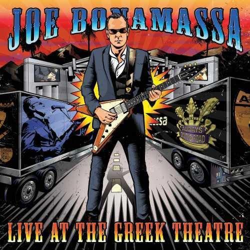 Joe Bonamassa - Live At The Greek Theatre [2CD]