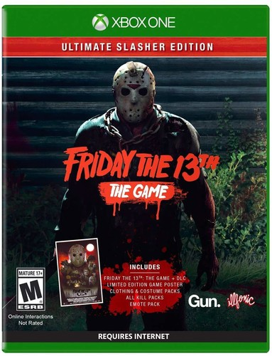 - Friday The 13th: The Game - Ultimate Slasher Editi