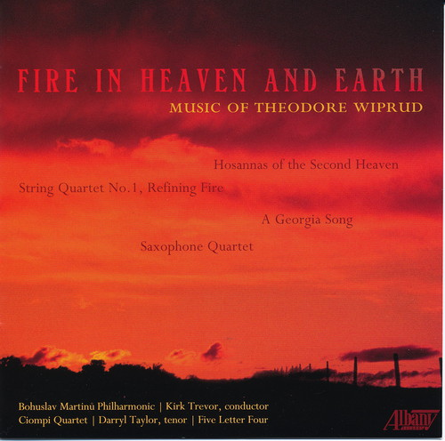 Fire in Heaven & Earth