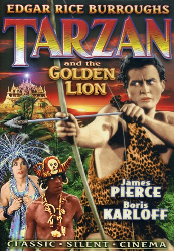 Tarzan & the Golden Lion