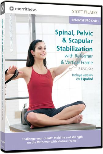 Stott Pilates: Spinal Pelvic & Scapular Stabilization on Reformer