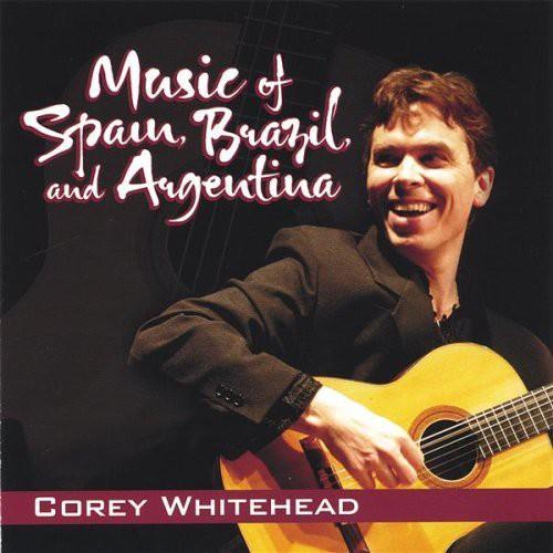 Music of Spain Brazil & Argentina