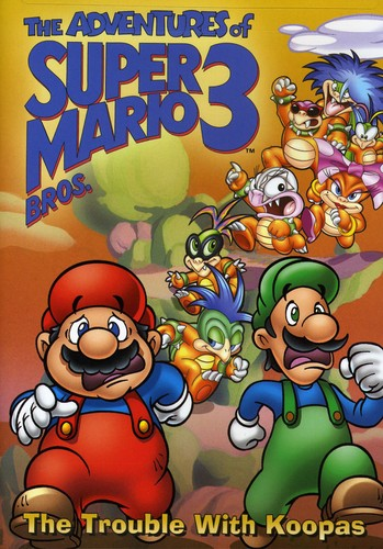 Super Mario Bros: The Trouble with Koopas