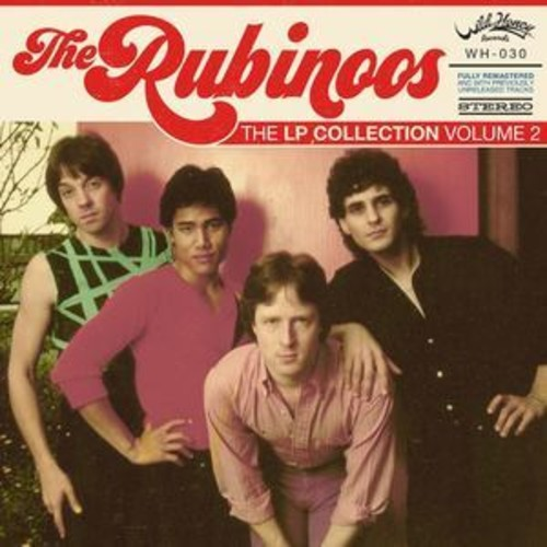 The Rubinoos - The LP Collection V.2 [3LP]