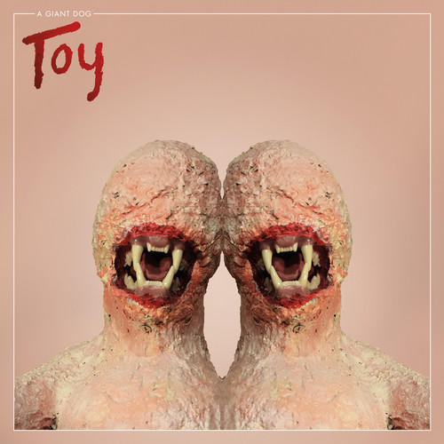A Giant Dog - Toy [Indie Exclusive Limited Edition Lipstick Red LP]