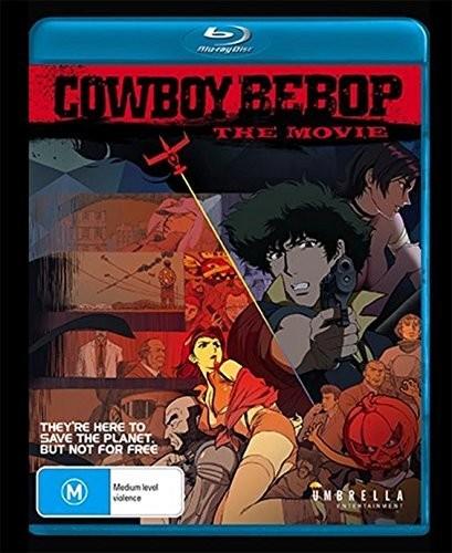 Cowboy Bebop: The Movie [Import]