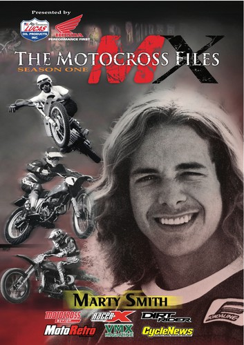 The Motocross Files: Marty Smith