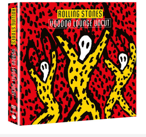 Voodoo Lounge Uncut  (DVD + 2 CDs)